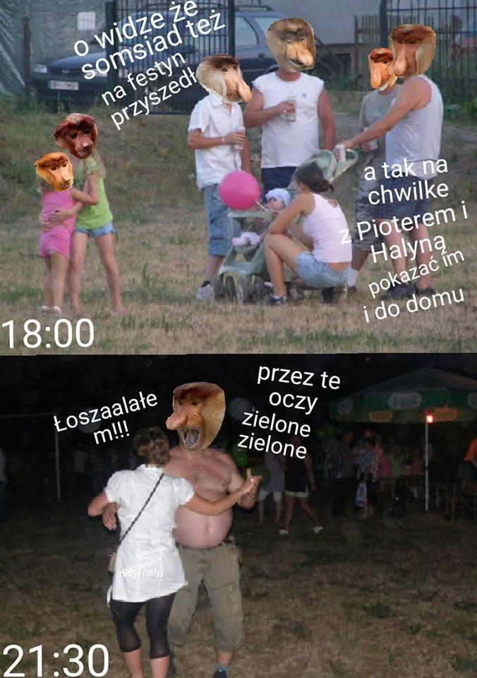 18:00 vs 21:30 – LOLS.PL – Humor, Demotywatory, Memy