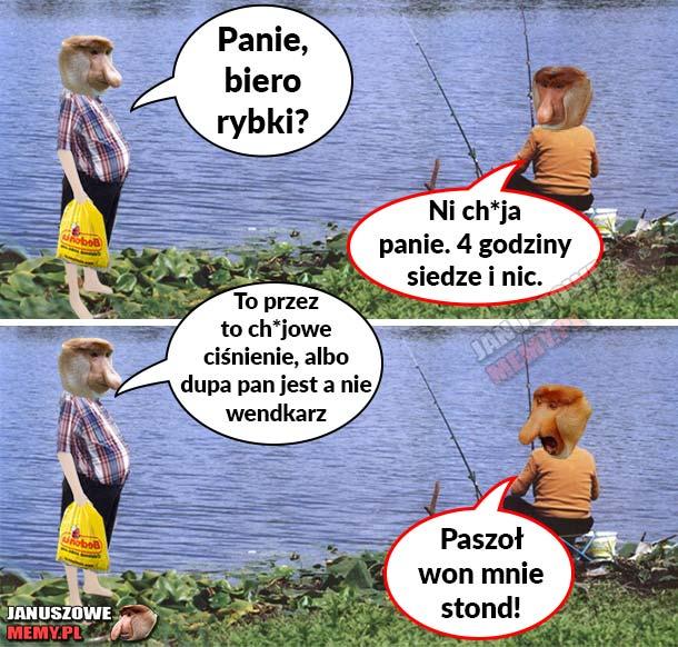 Janusze na rybkach xD - LOLS.PL - Najlepszy Humor
